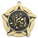 PDU-Super Star Medal - Music