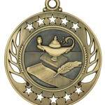 JDS-Galaxy Medal - Lamp of Knowledge