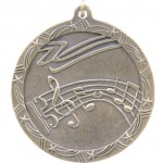 JDS-Shooting Star Medal - Music