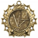 JDS-Ten Star Medal - Art