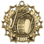 JDS-Ten Star Medal - Band