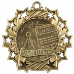 JDS-Ten Star Medal - Mathematics