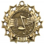 JDS-Ten Star Medal - Music