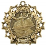 JDS-Ten Star Medal - Reading