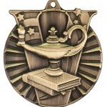 JDS-Victory Medal - Lamp of Knowledge